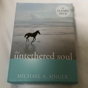 Untethered Soul Card Deck